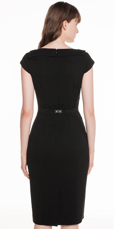 Dresses | Draped Pencil Dress