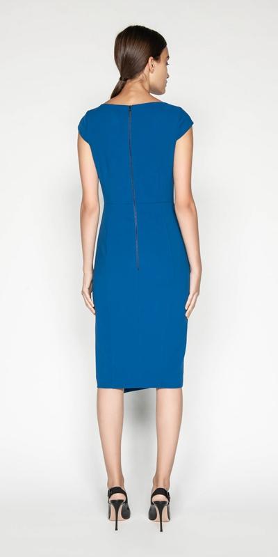 Dresses | Fanned Dart Pencil Dress