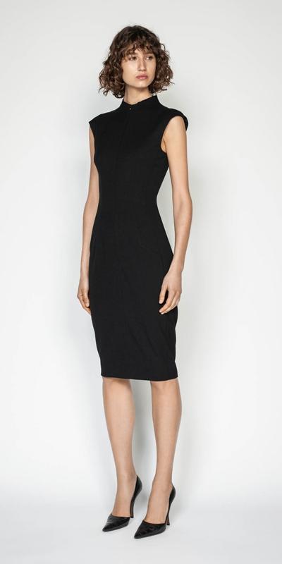 Dresses | Cap Sleeve Pencil Dress