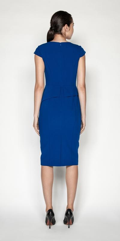 Dresses | Square Neck Pencil Dress